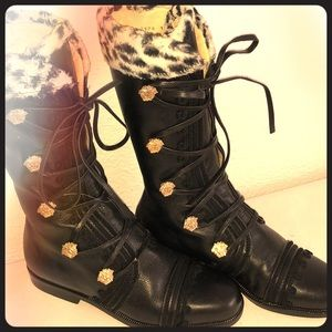 Shoes - Gianni Versace-Boot